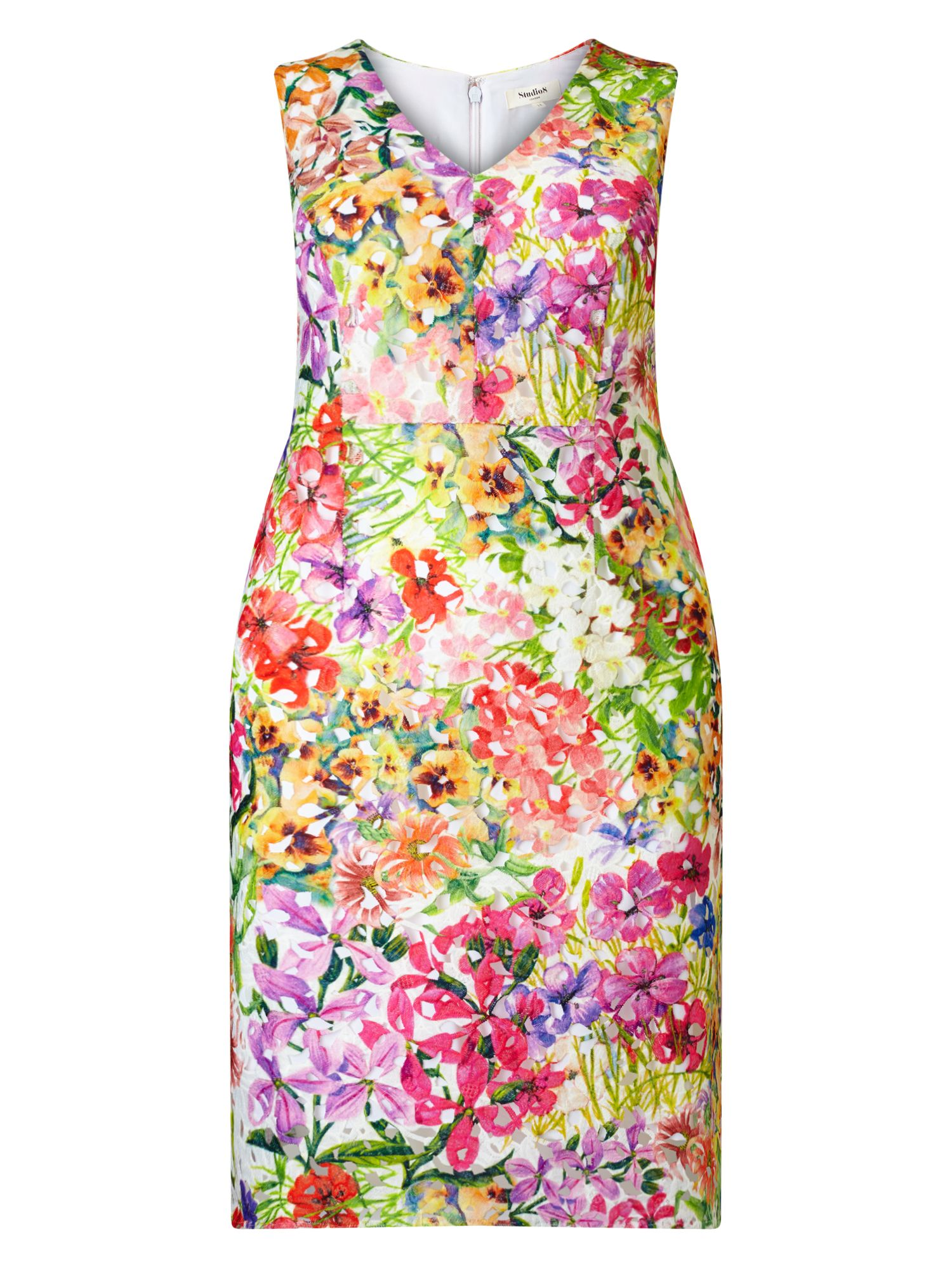 Studio 8 Frieda Dress, Multi-Coloured