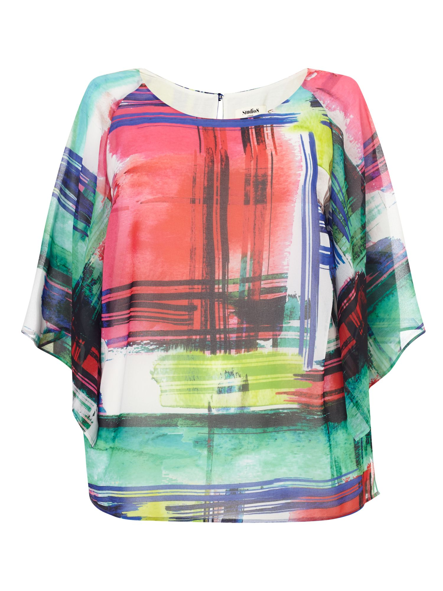 Studio 8 Trina Blouse, Multi-Coloured