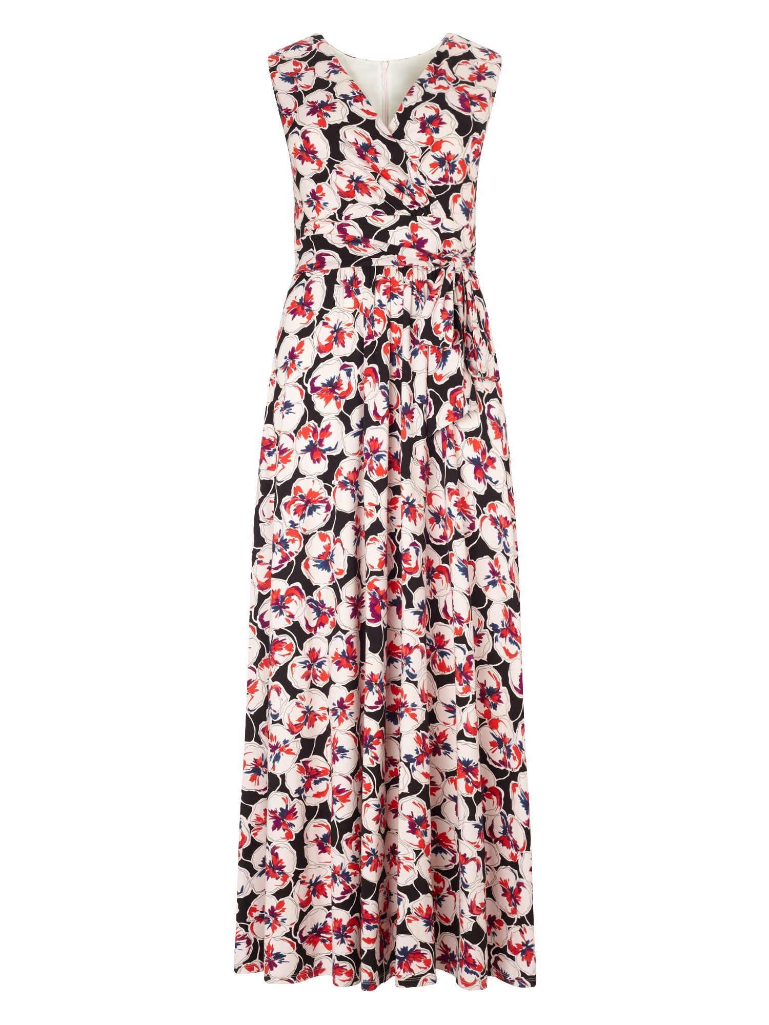 Studio 8 Georgina Maxi Dress, Multi-Coloured