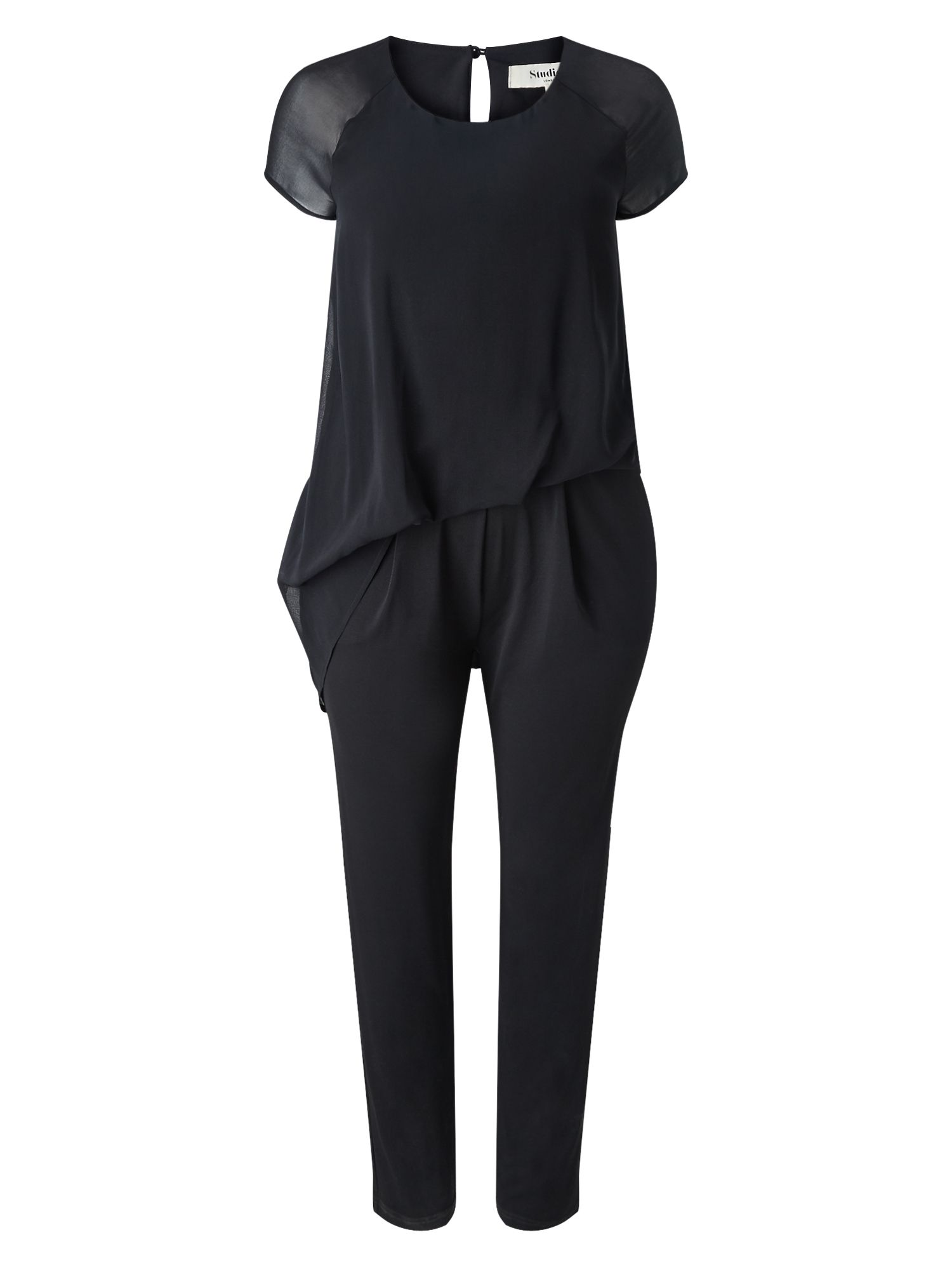 Studio 8 Raina Jumpsuit, Black