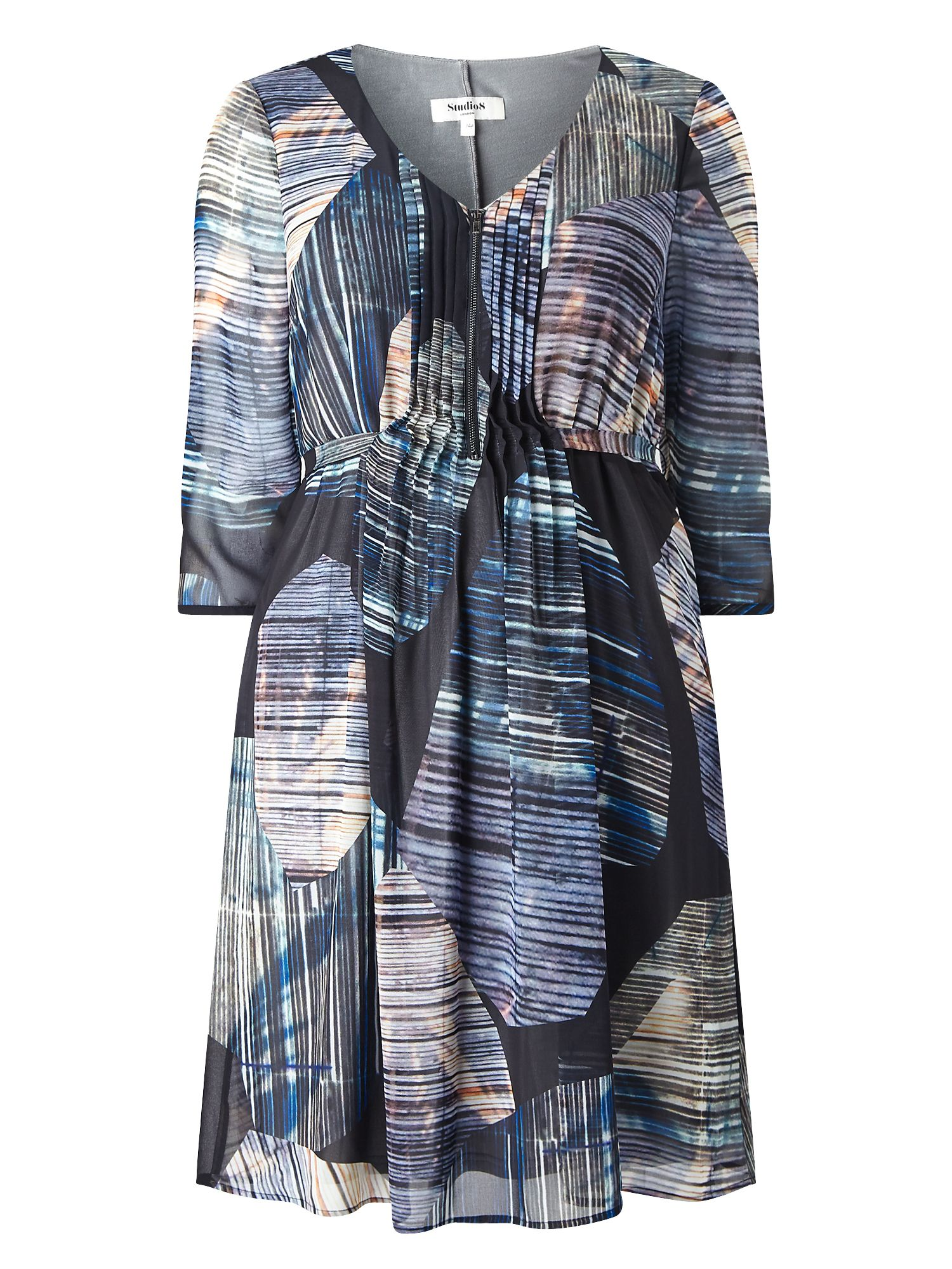 Studio 8 Marlena Dress, Multi-Coloured