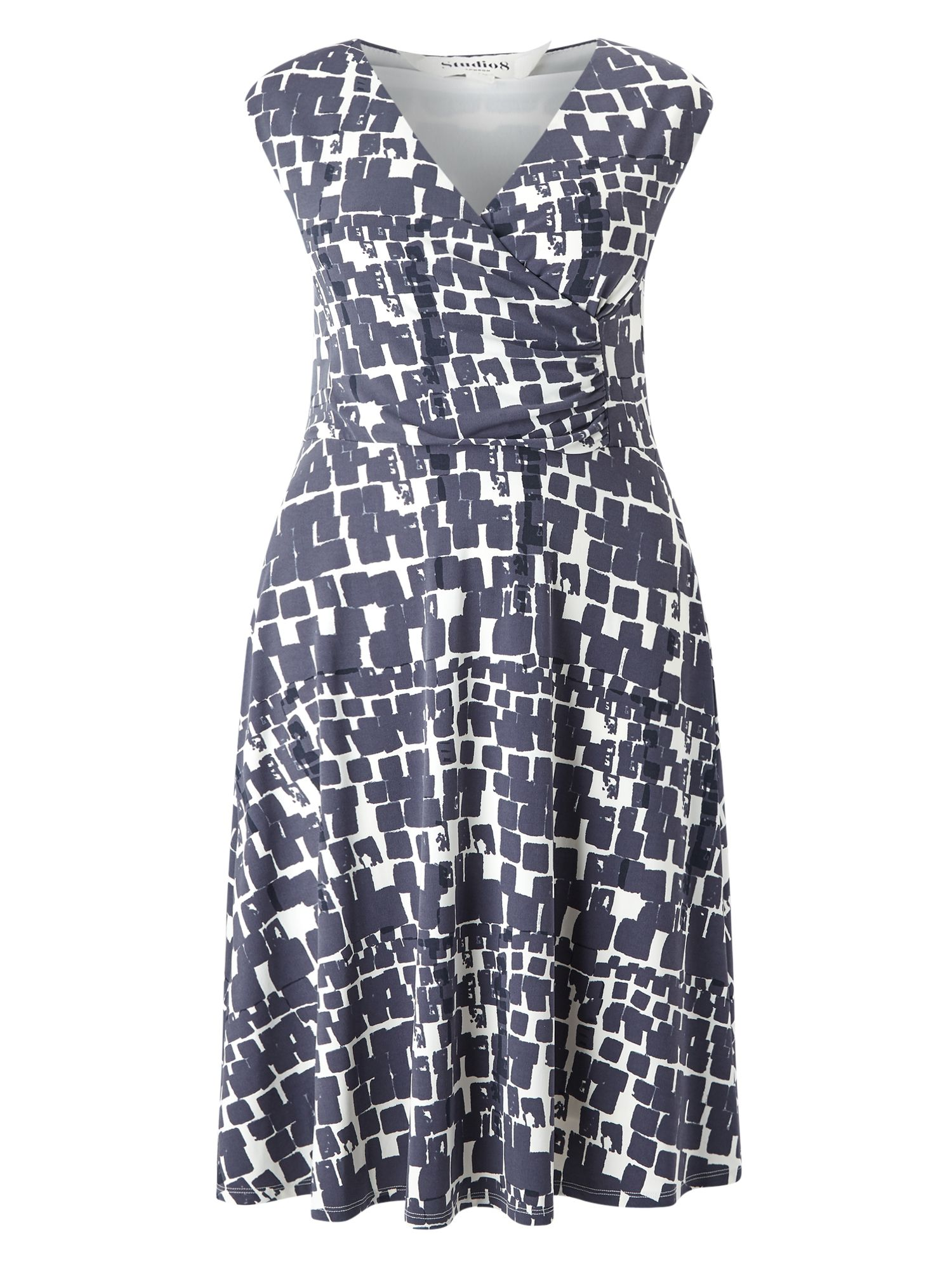 Studio 8 Cybil Dress, Grey