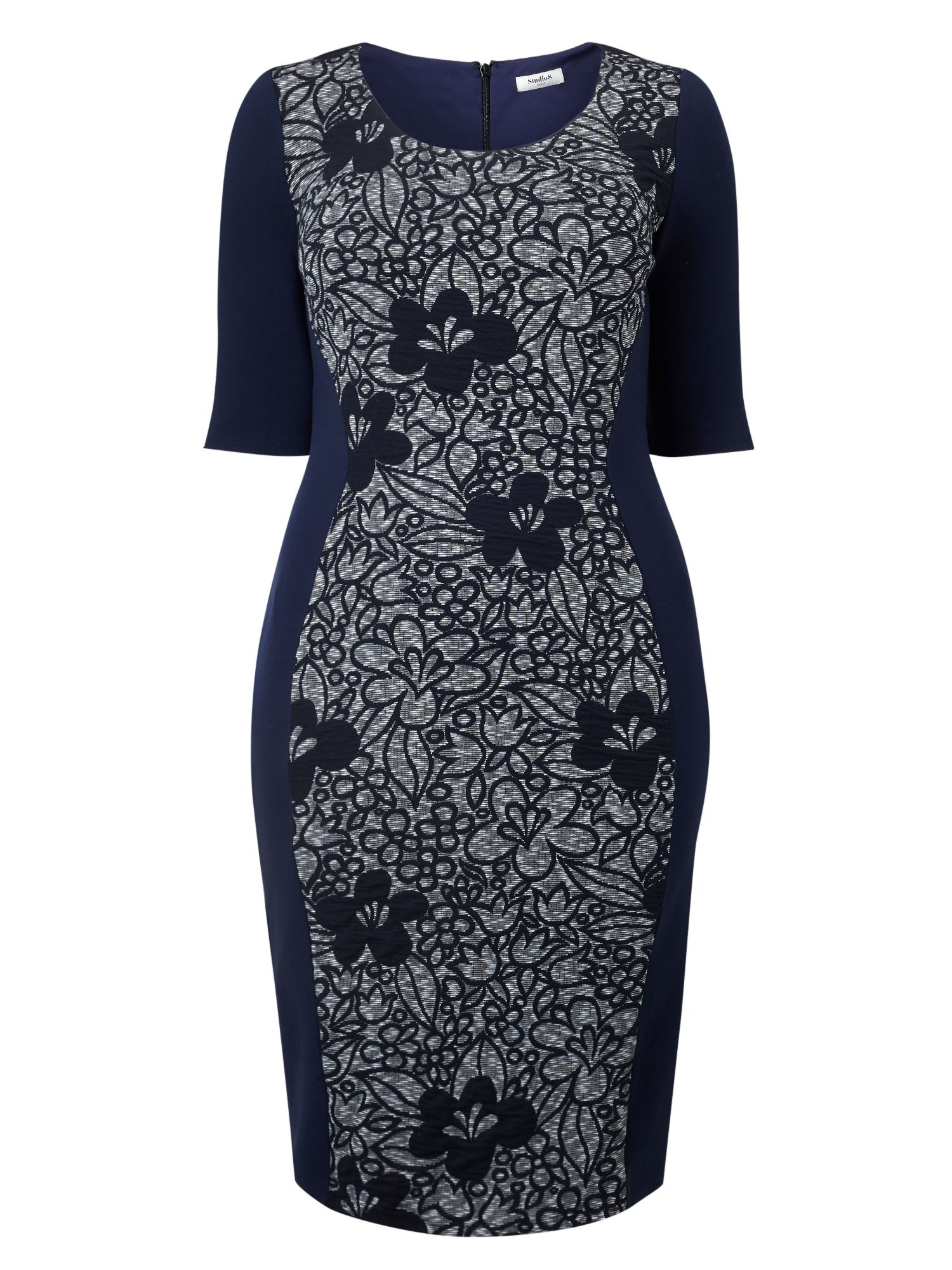 Studio 8 Ella Dress, Blue