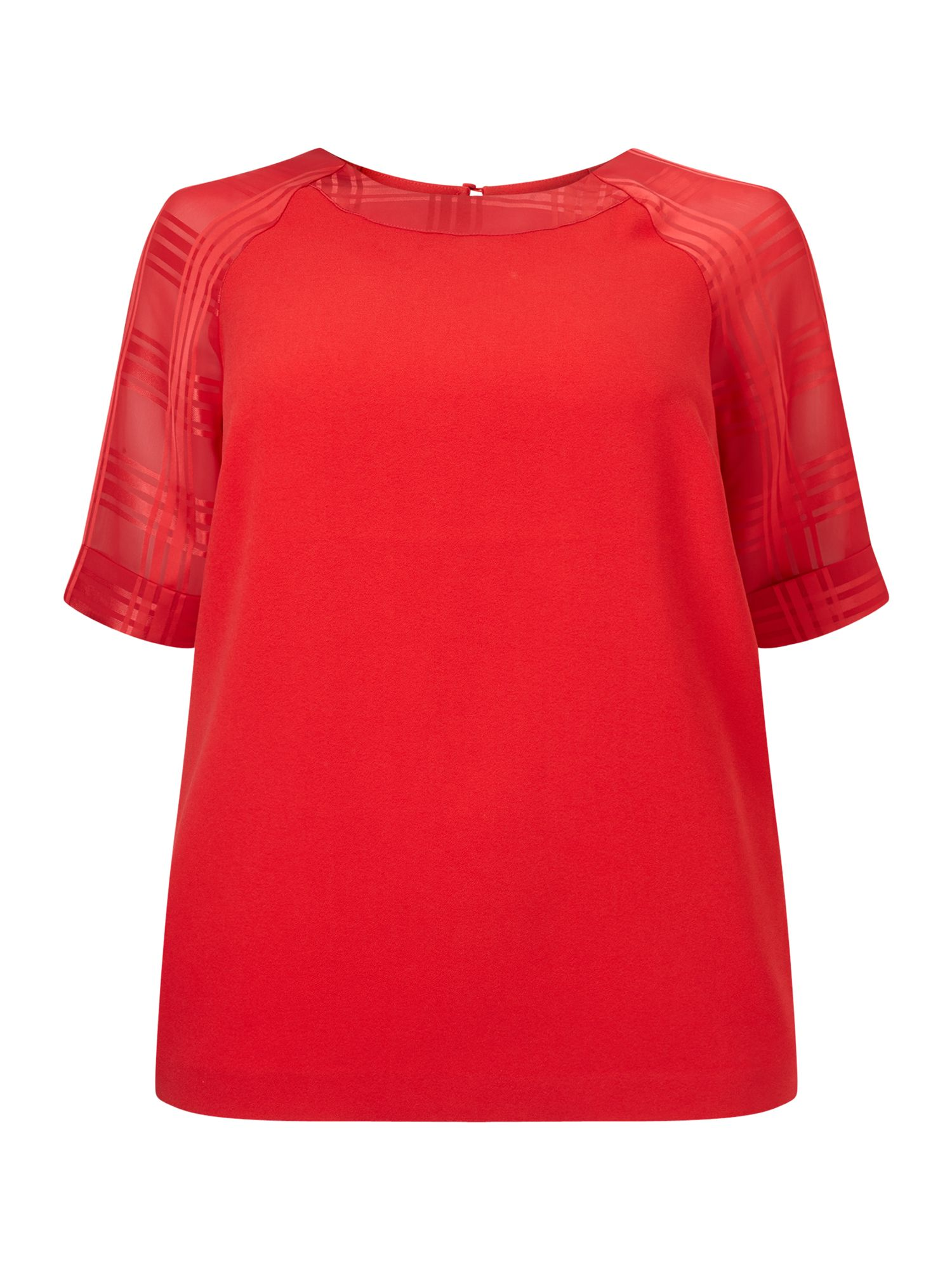 Studio 8 Lulu Blouse, Red