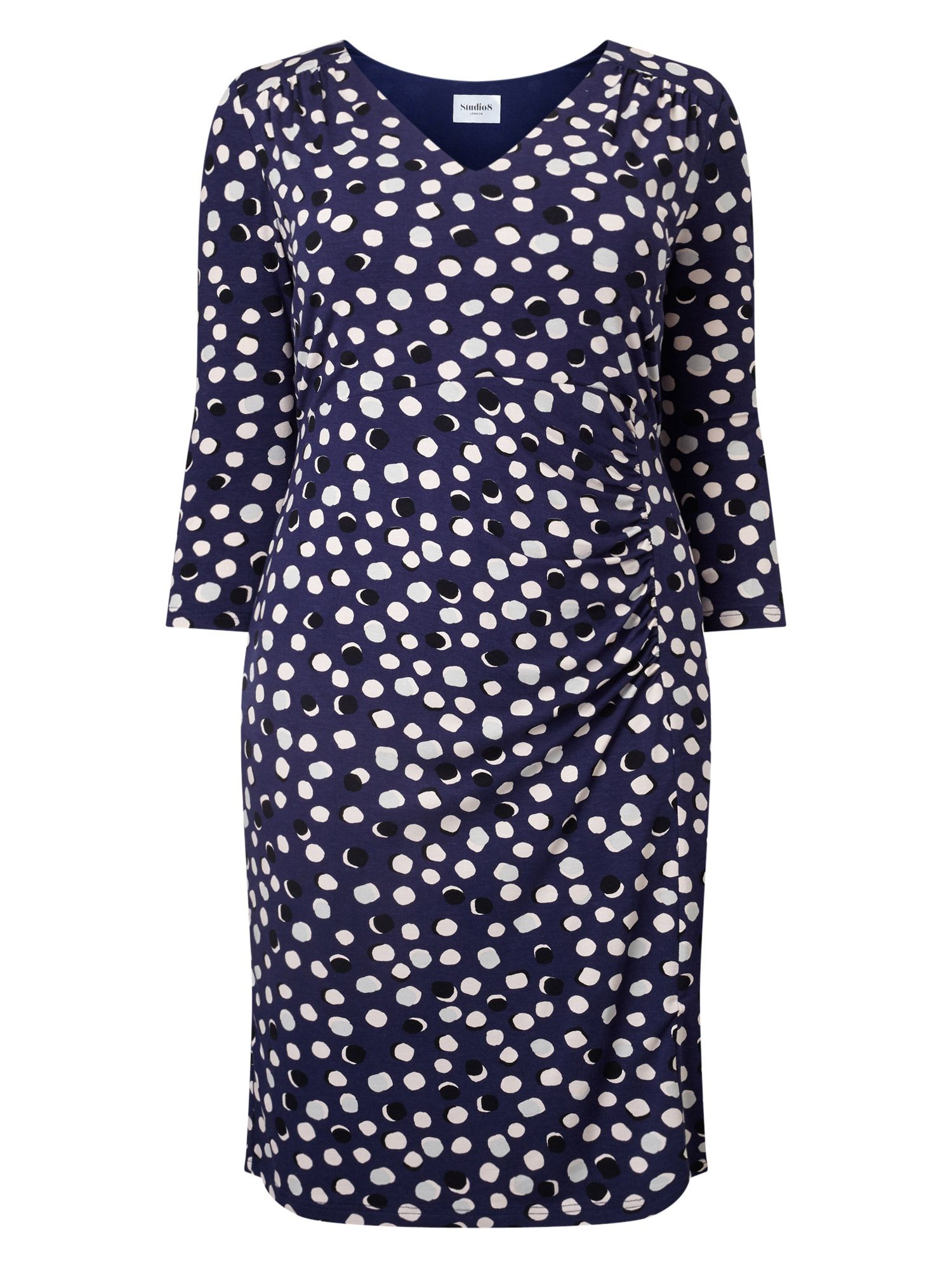 Studio 8 Avril Dress, Blue