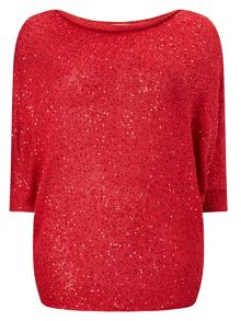 Studio 8 Shawna Sequin Jumper