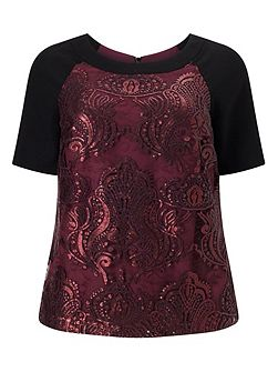 Kimmy Lace Top