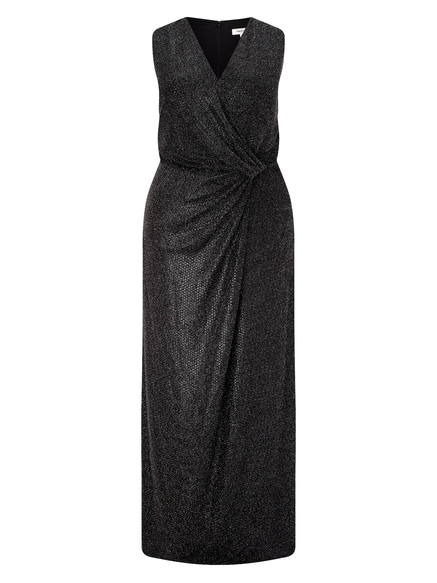 Studio 8 Tilly Maxi Dress, Silver Silverlic