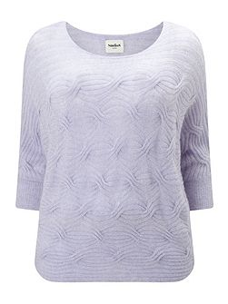 Suzette Knitted Top
