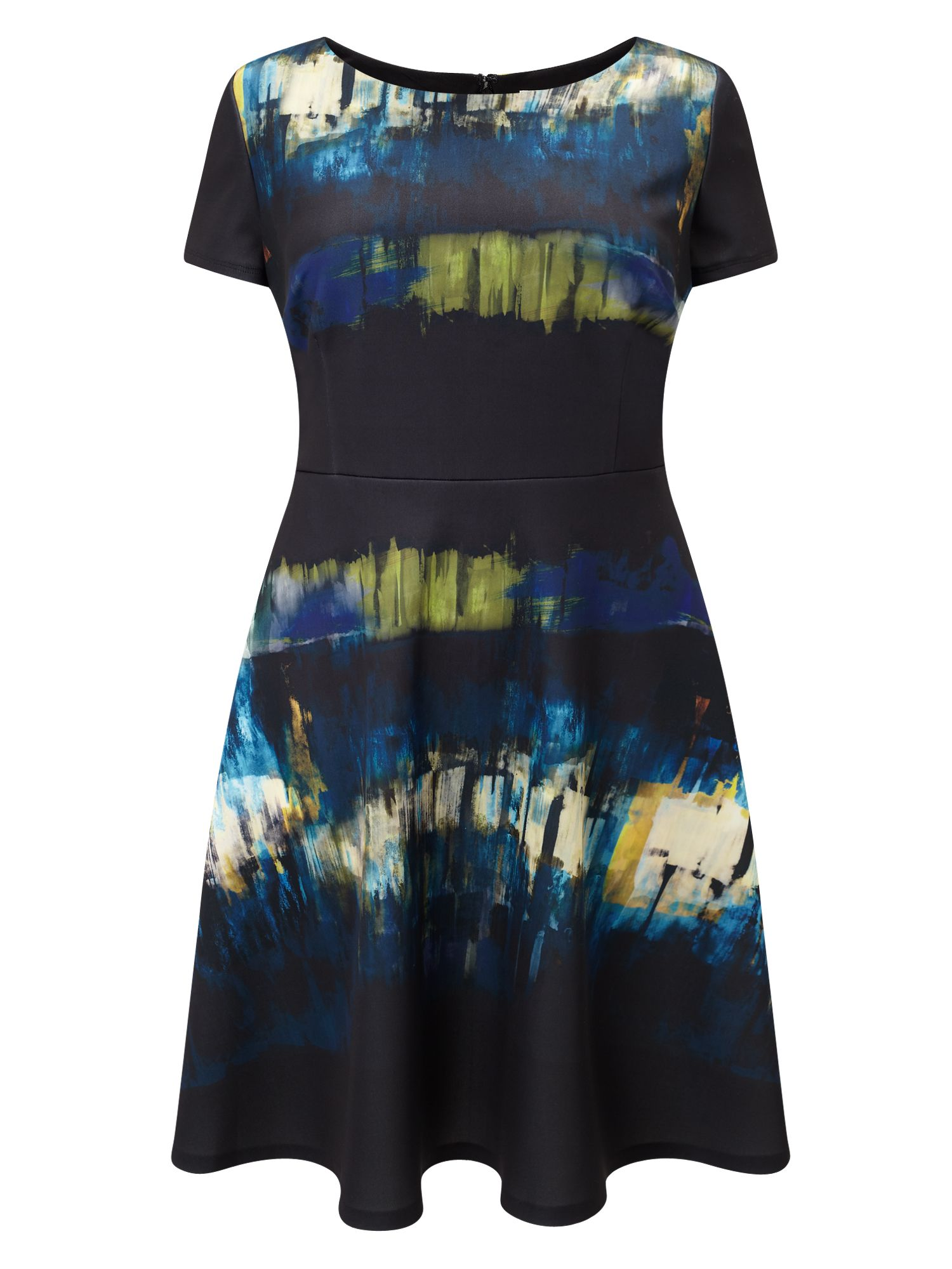 Studio 8 Cameron Dress, Multi-Coloured