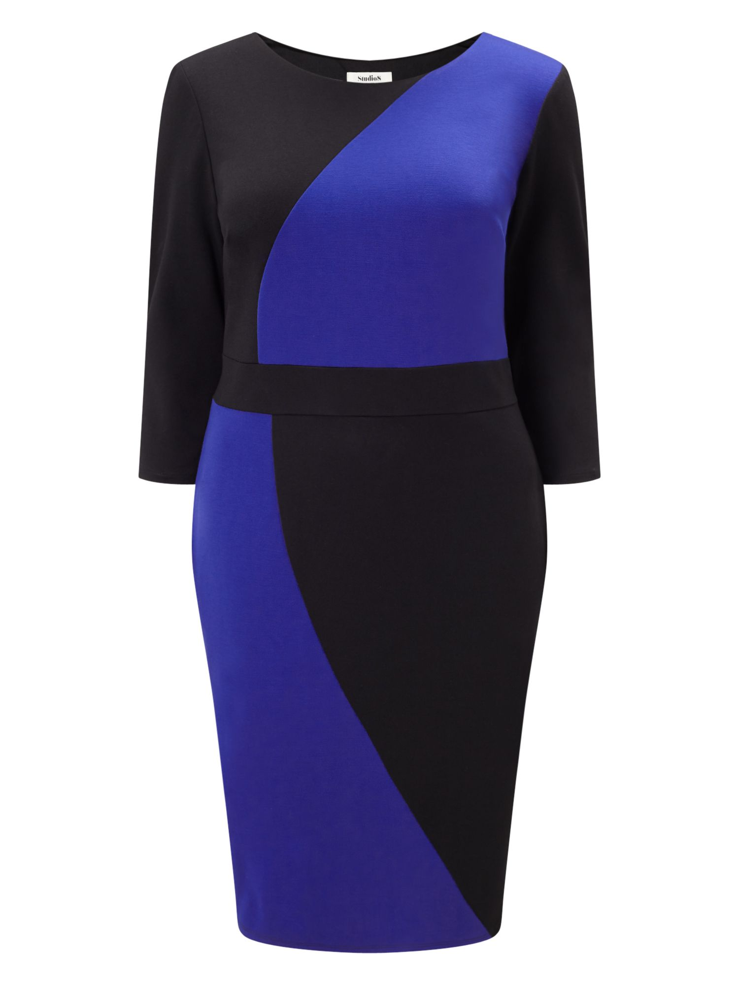 Studio 8 Caitlin Dress, Cobalt