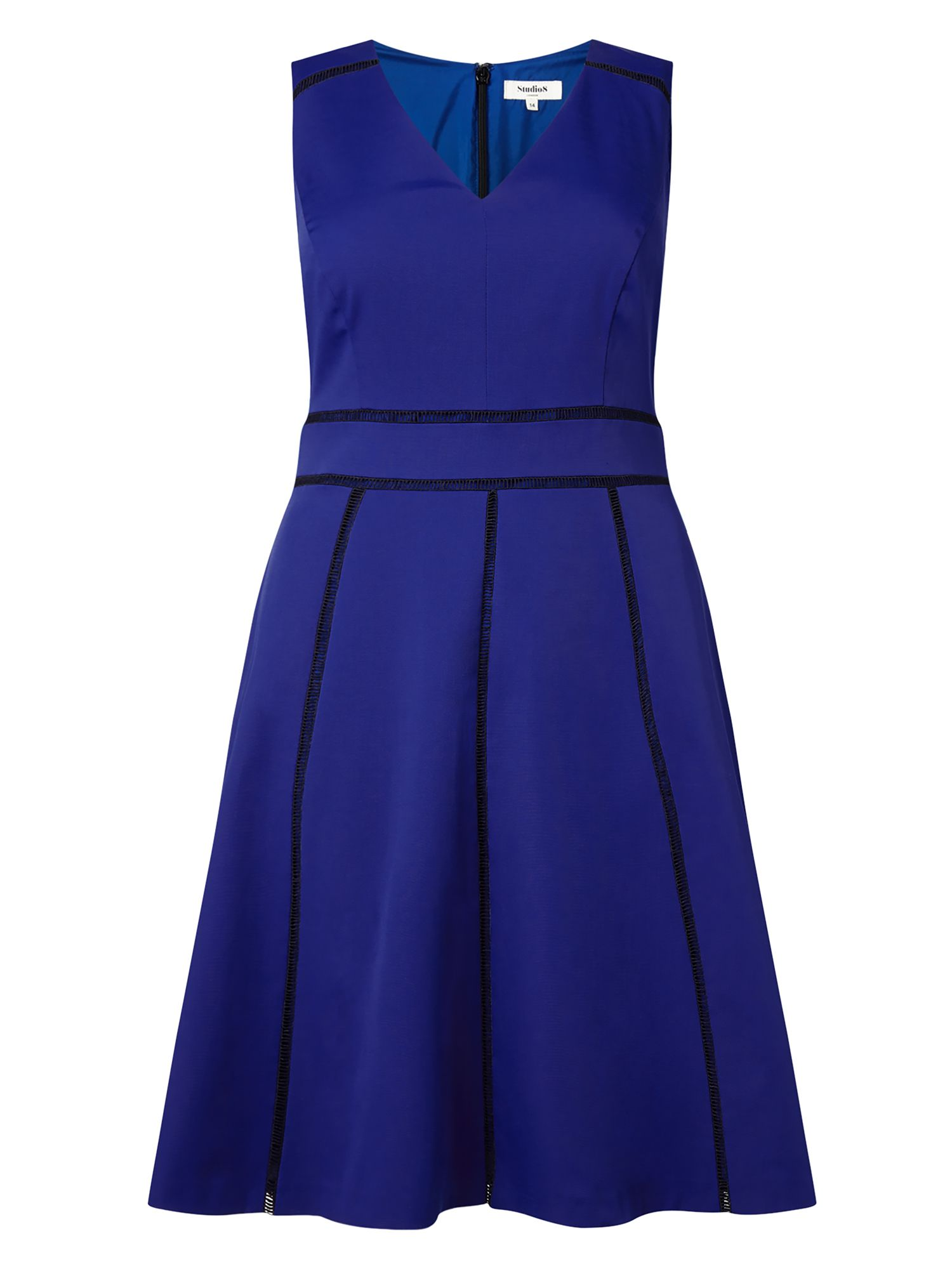 Studio 8 Ruby Dress, Blue