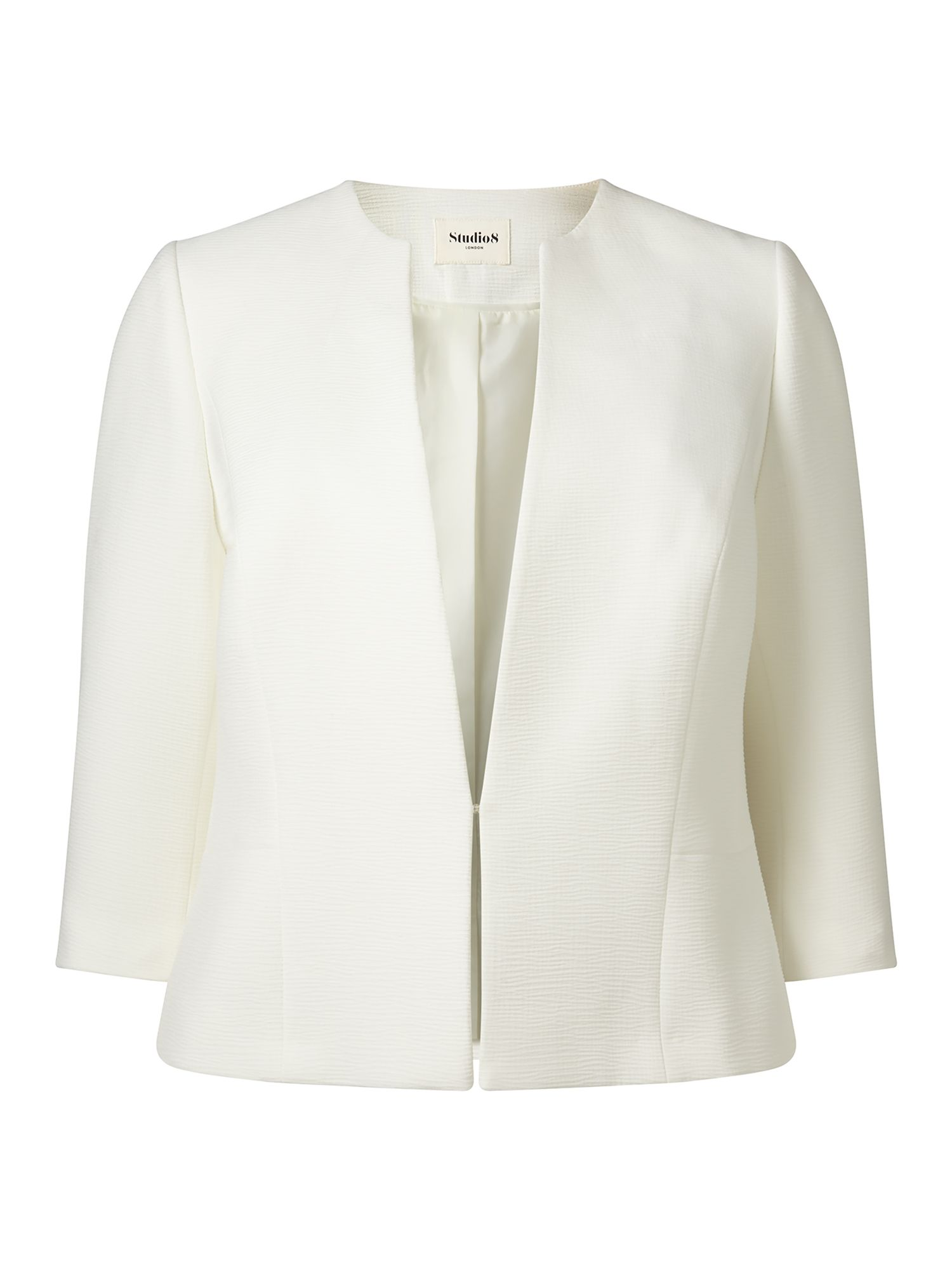 Studio 8 Hannah Jacket, White
