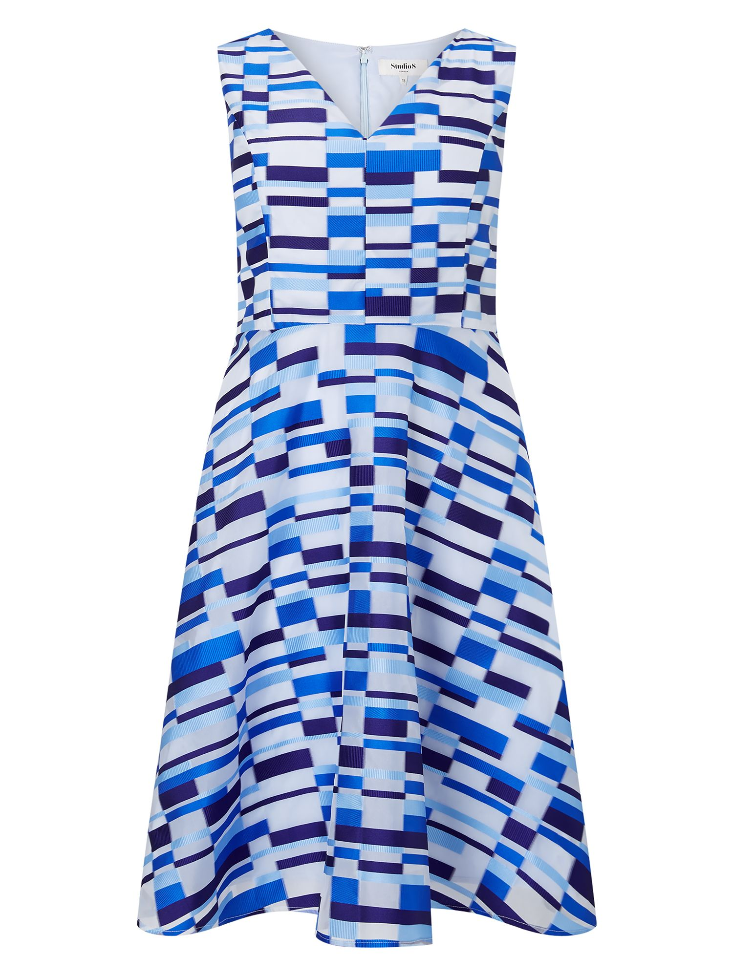 Studio 8 Dita Dress, Blue