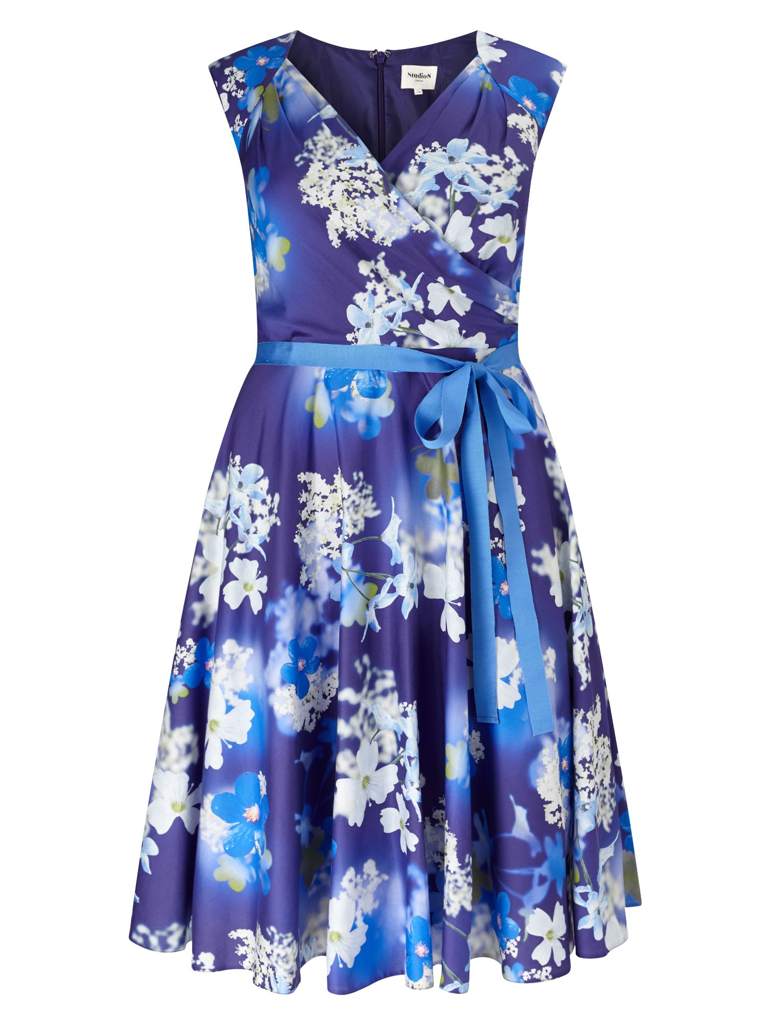 Studio 8 Charlene Dress, Blue