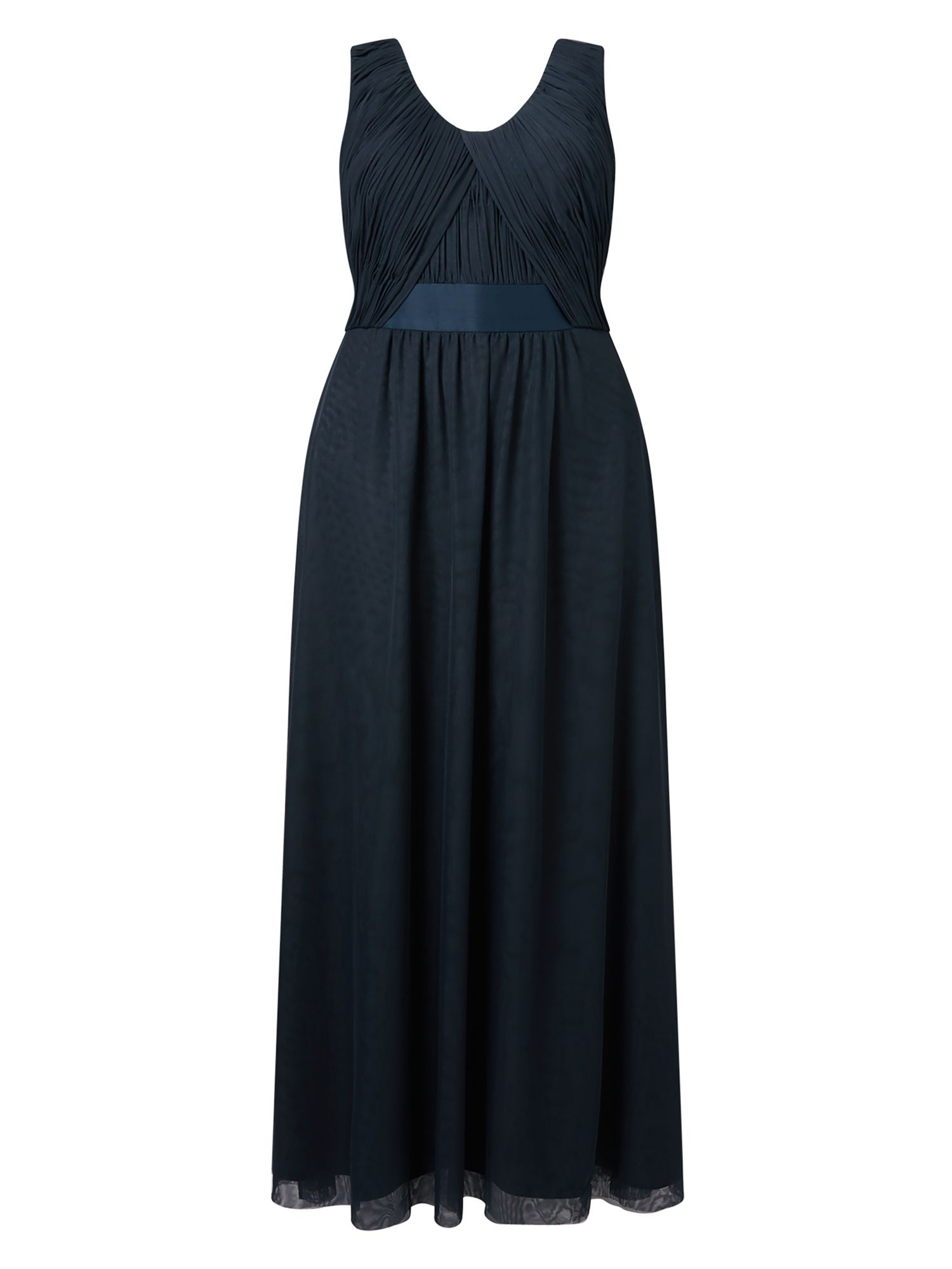 Studio 8 Luna Maxi Dress, Blue