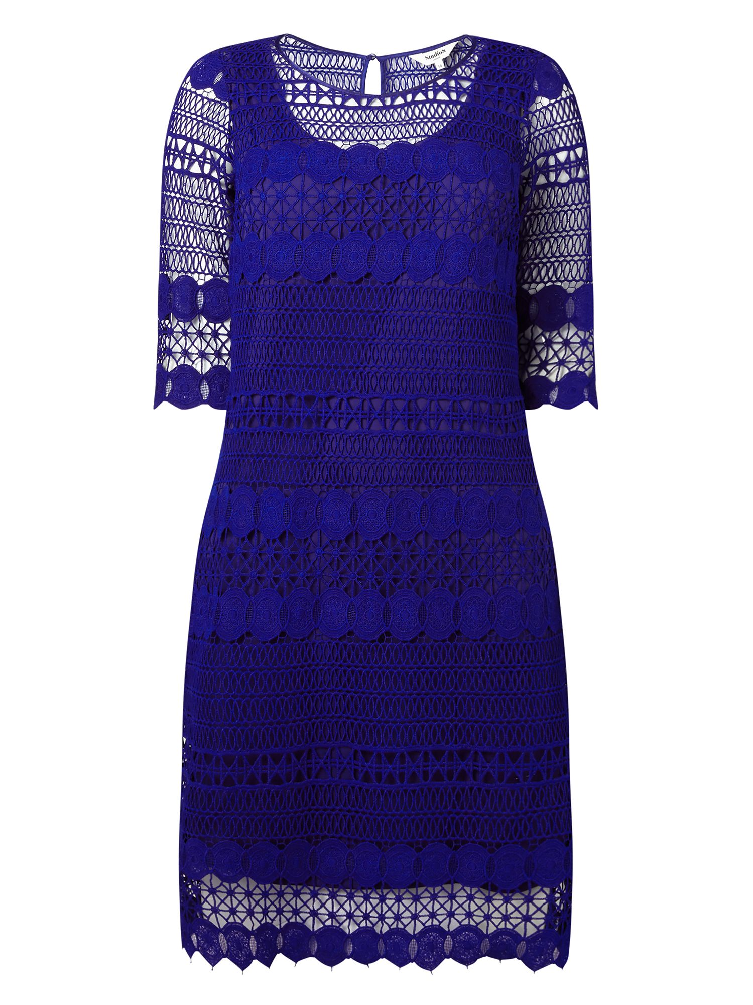Studio 8 Cynthia Dress, Blue