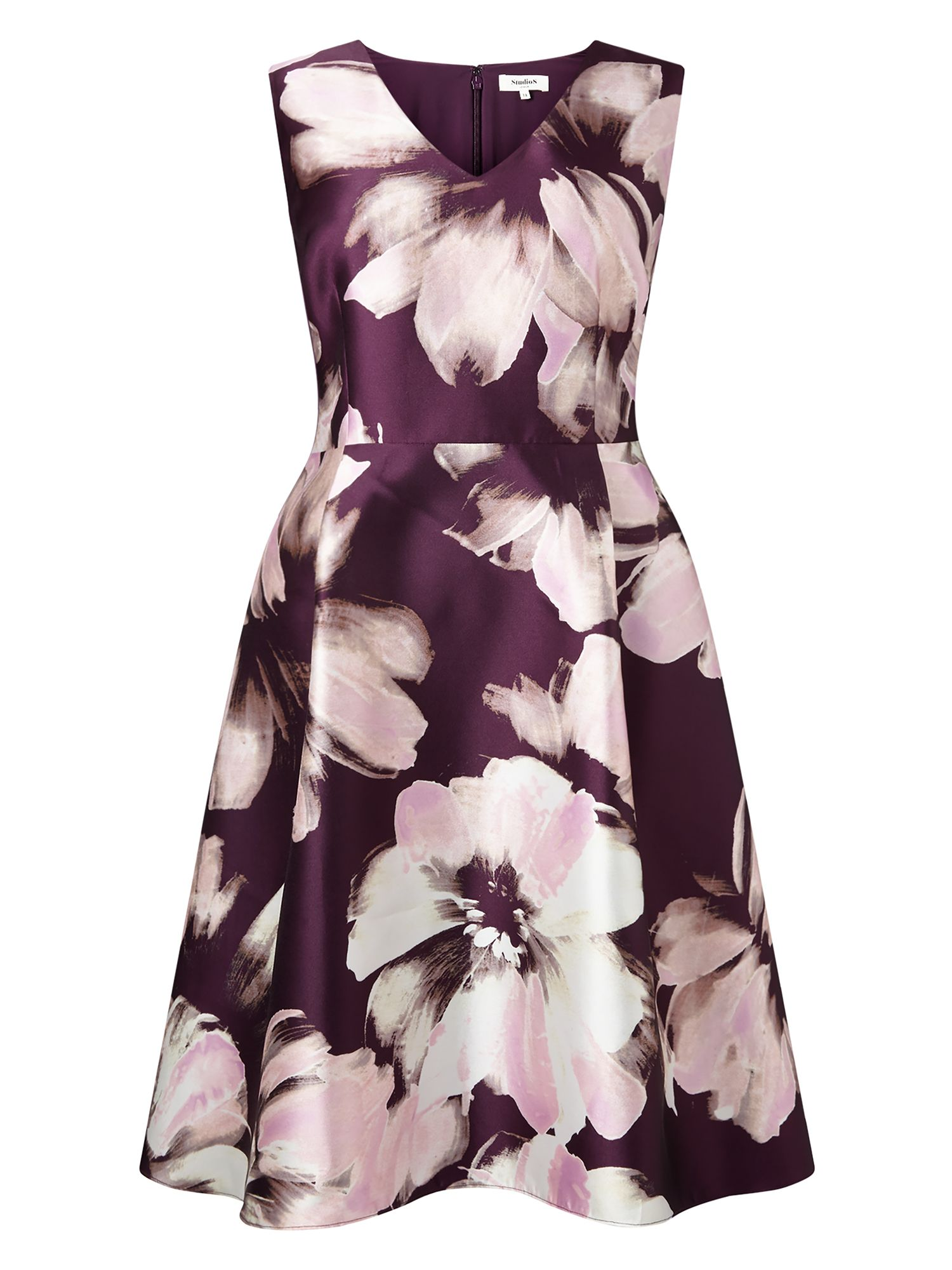 Studio 8 Frankie Dress, Multi-Coloured