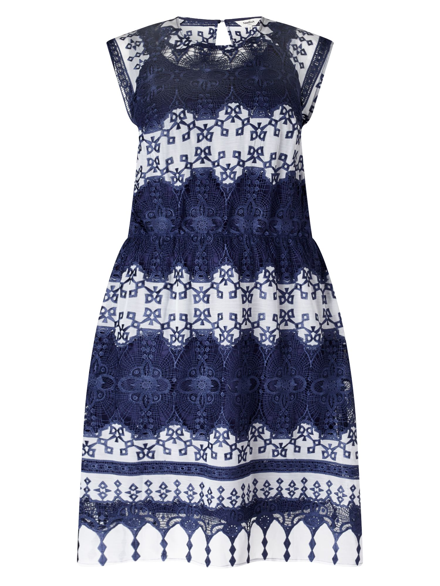Studio 8 Ellis Dress, Blue