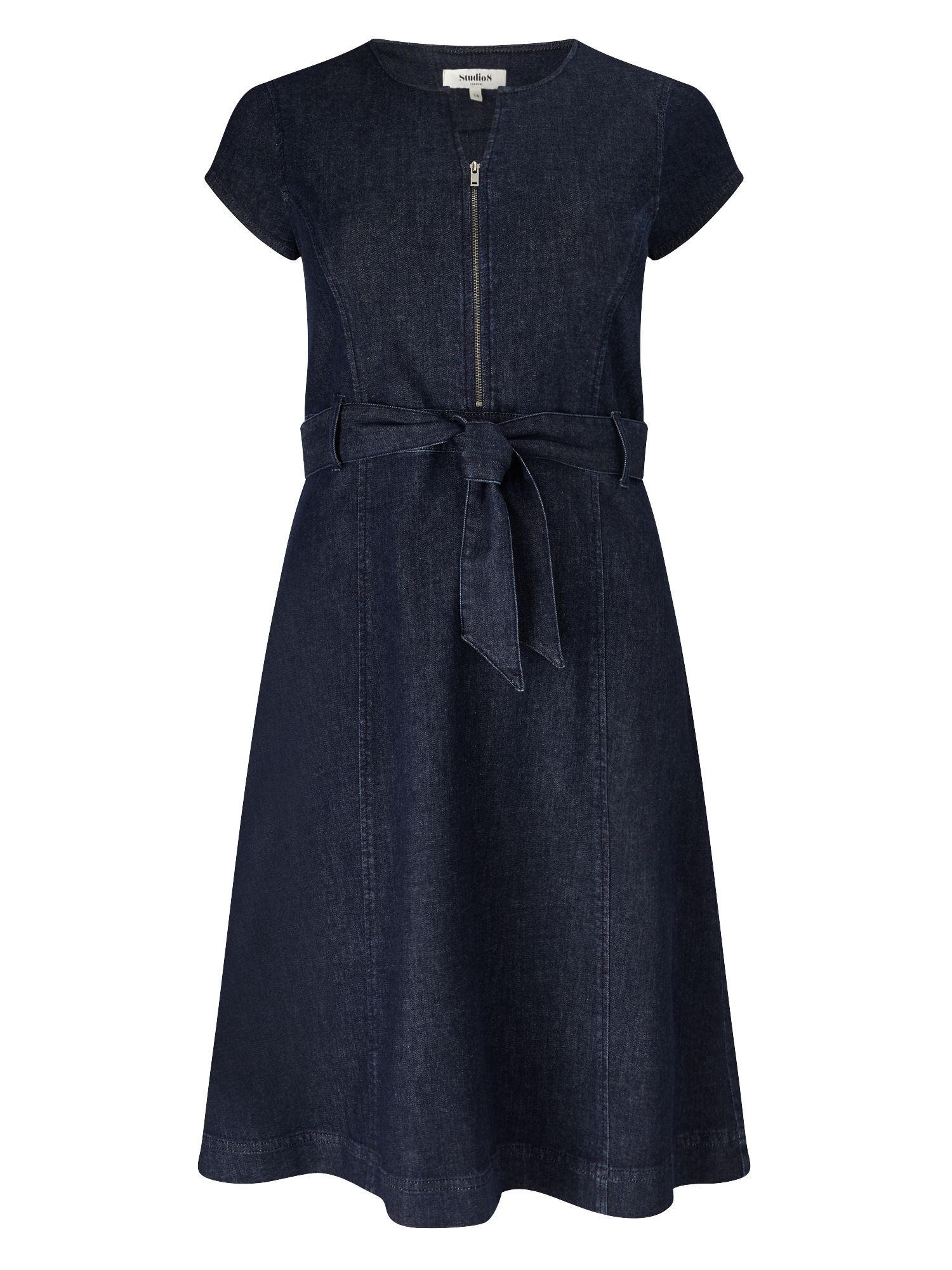 Studio 8 Rea Dress, Indigo