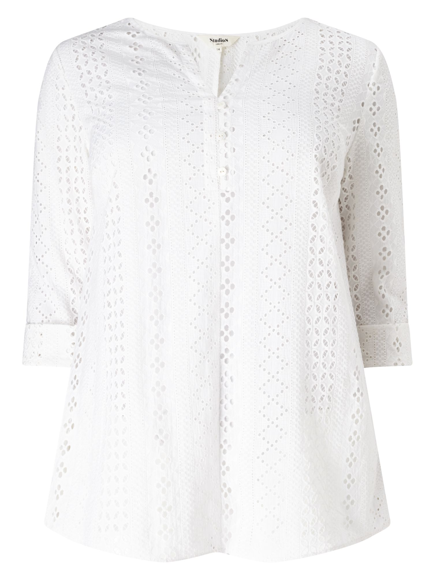 Studio 8 Anita Top, White