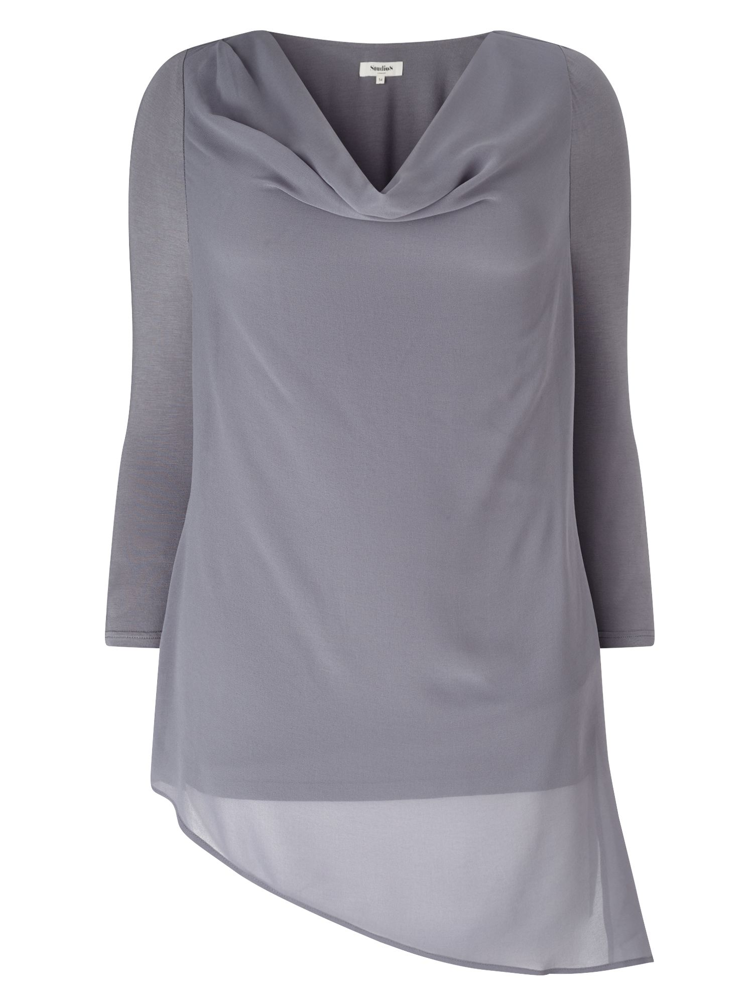 Studio 8 Nisha Top, Grey