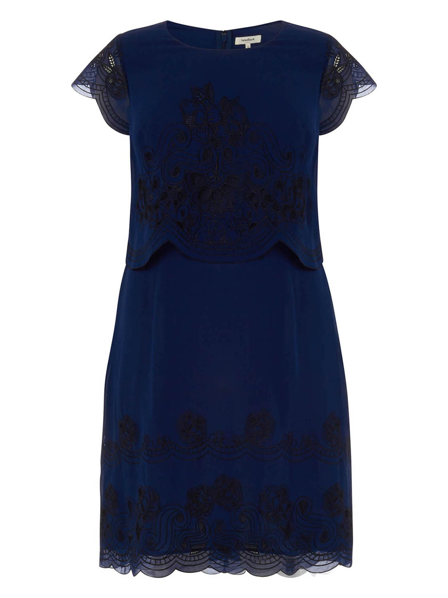 Studio 8 Marlin Dress, Blue