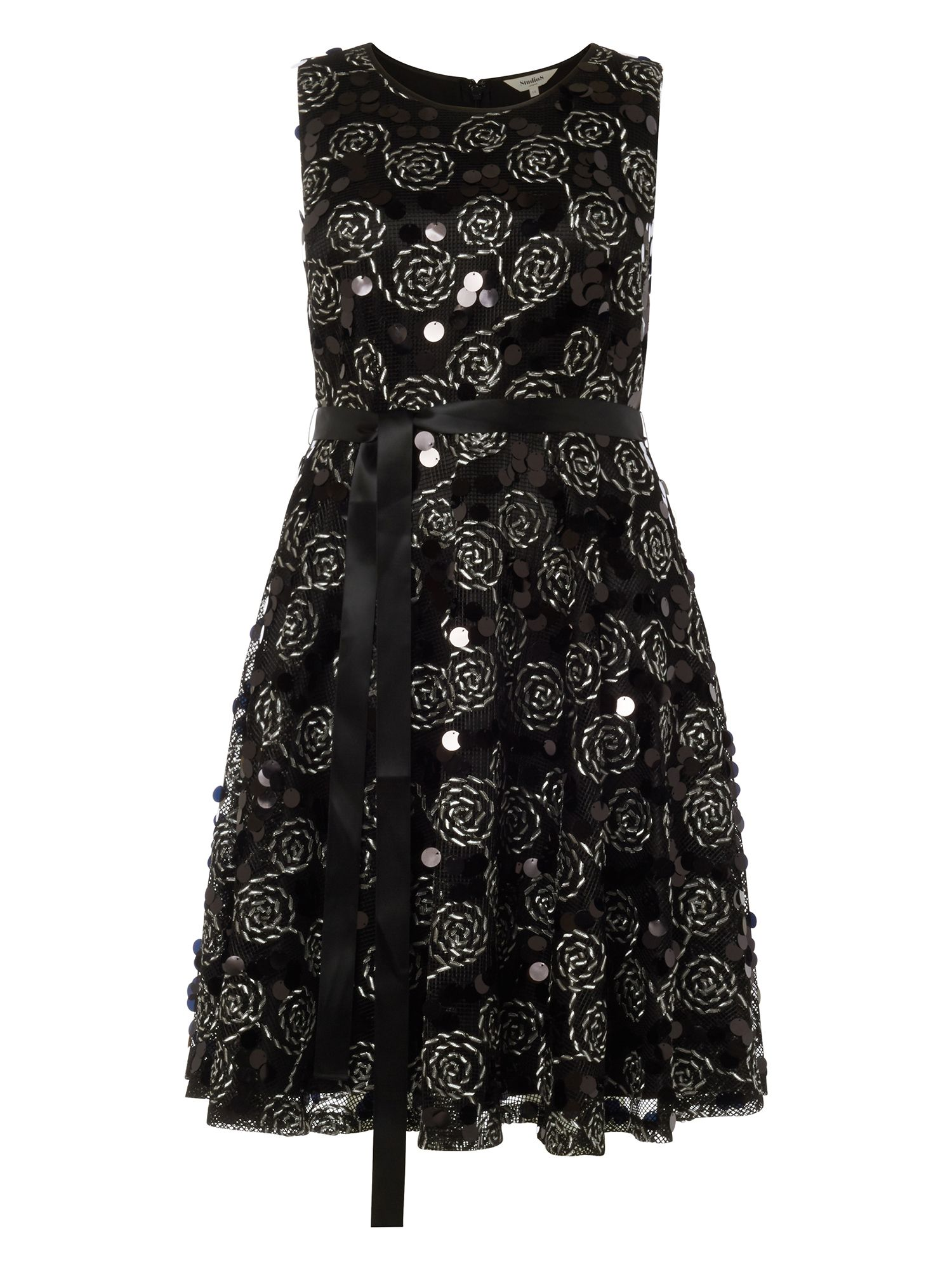 Studio 8 Carrine Dress, Black