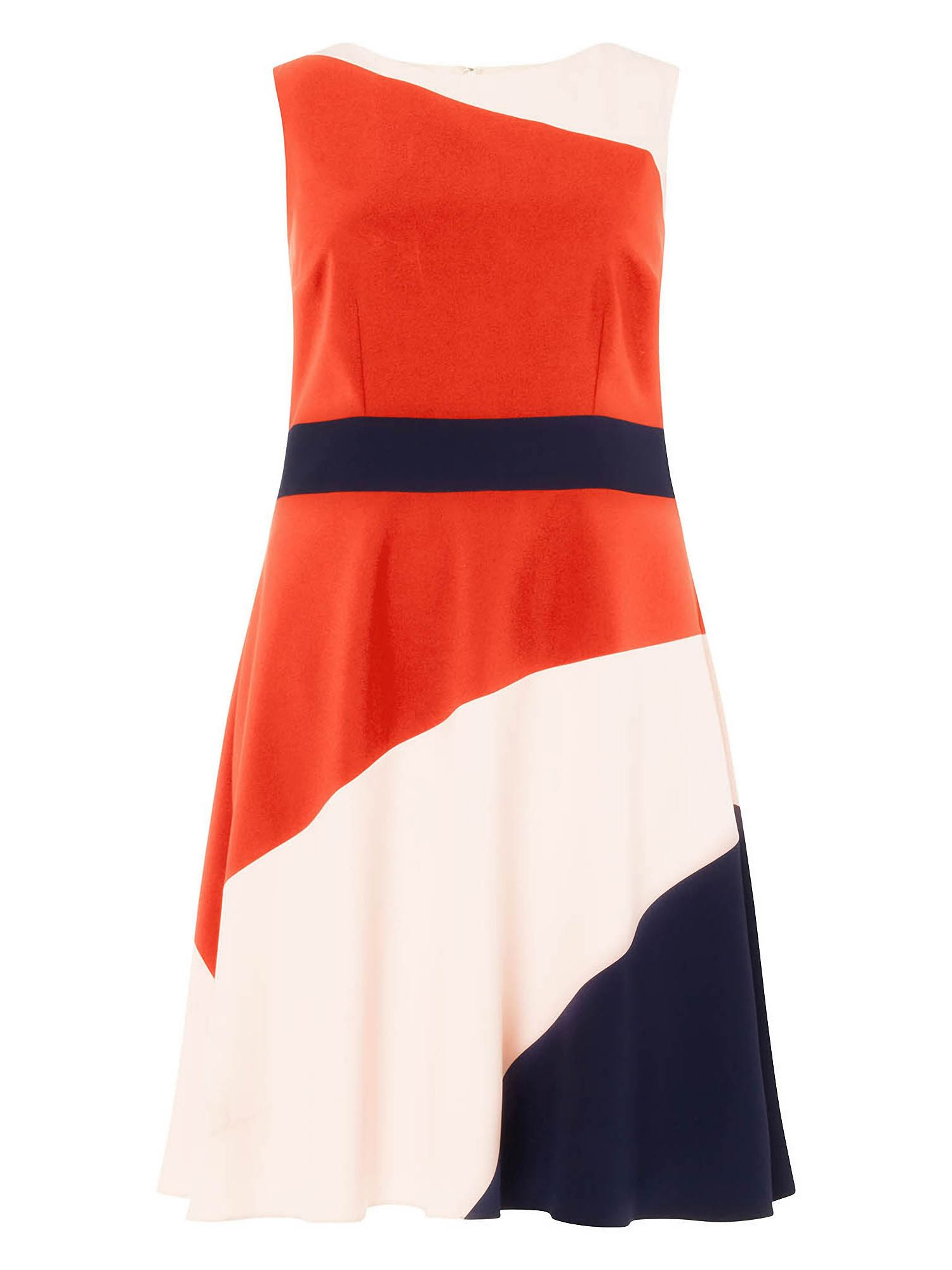 Studio 8 Gabriella Dress, Multi-Coloured