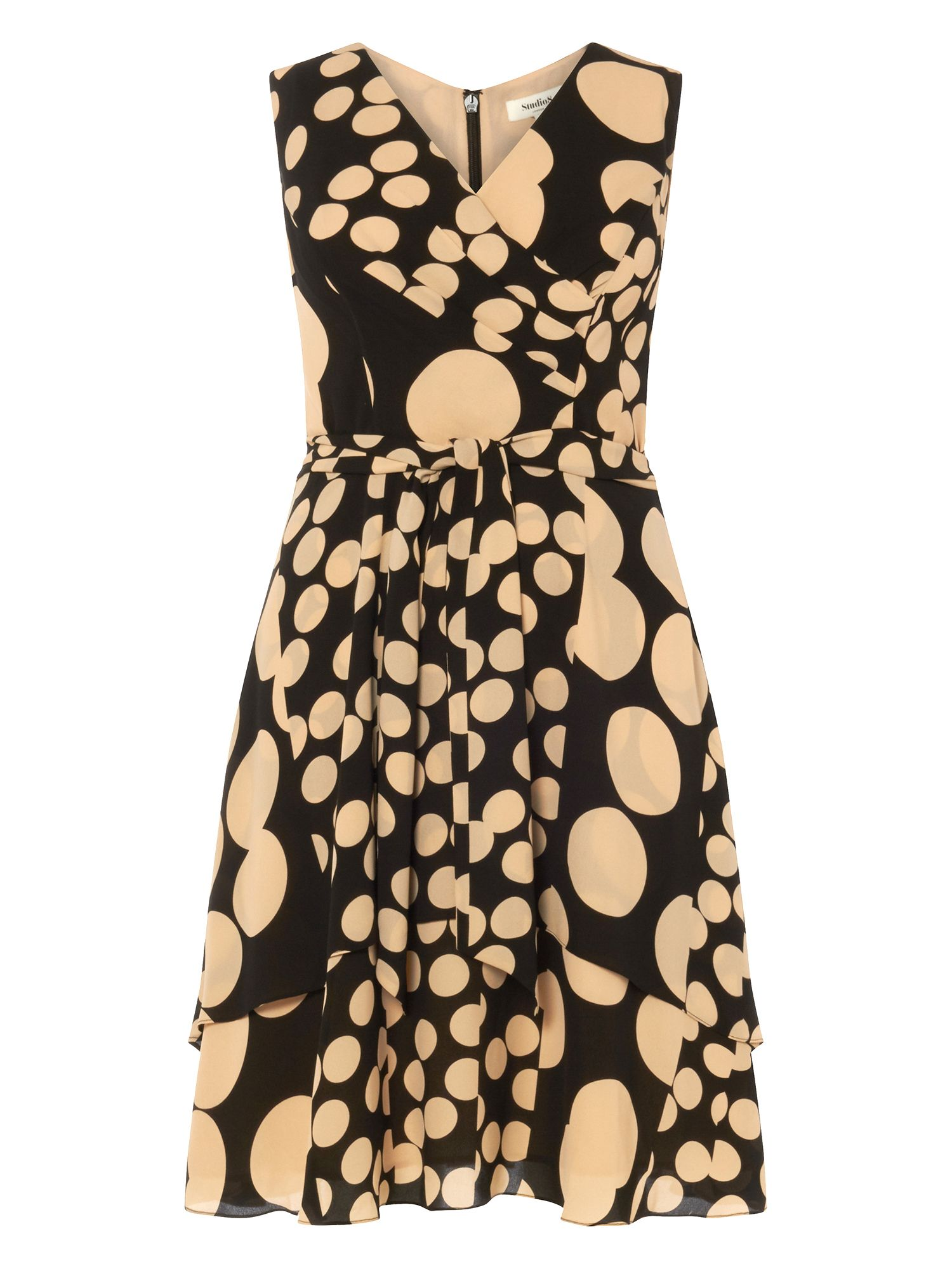 Studio 8 Alissa Dress, Black