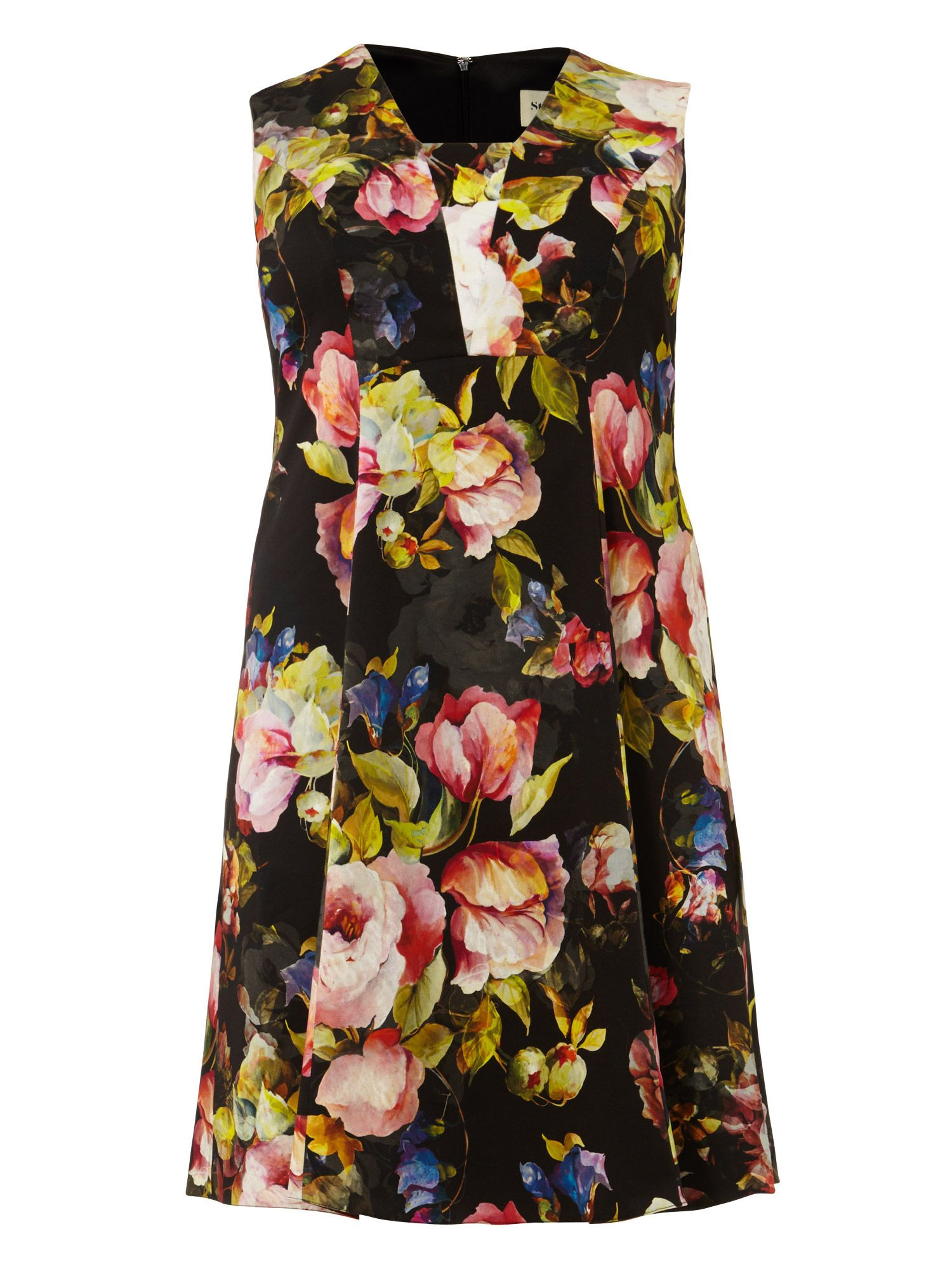 Studio 8 Amara Dress, Multi-Coloured