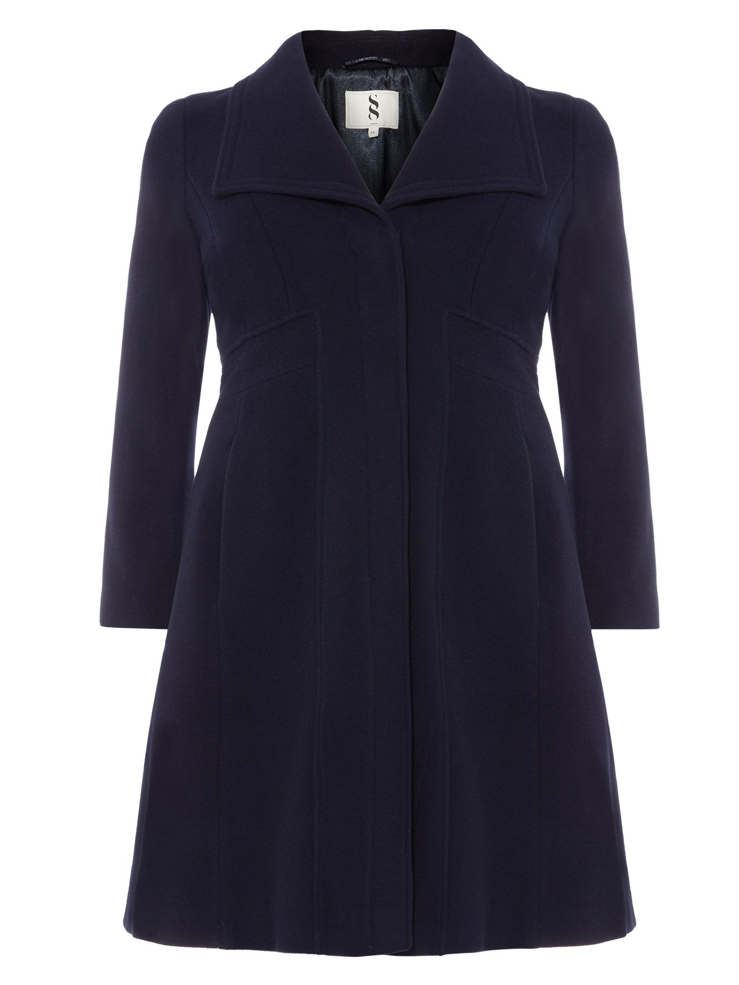 Studio 8 Hayley Coat, Blue