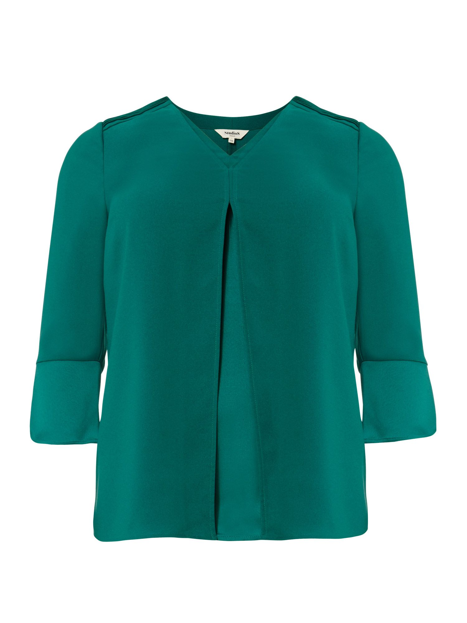 Studio 8 Amelie Top, Green