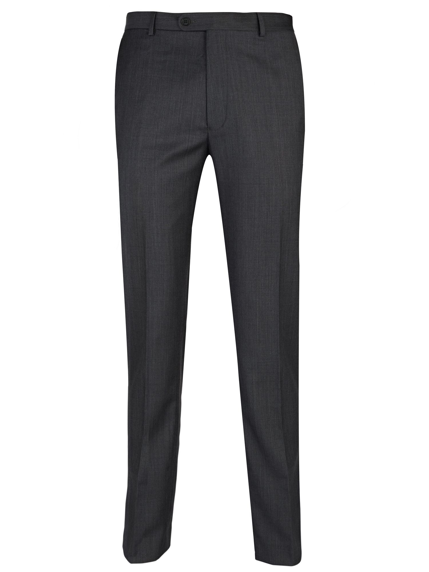 Paul Costelloe Men's Paul Costelloe Charcoal Pick and Pick Suit Trousers, Charcoal