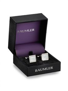 Square Mop Cufflinks