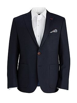 Men's Baumler Tailored Navy Blazer