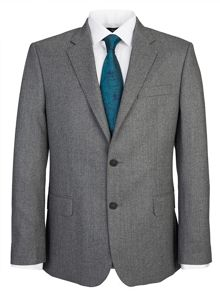 Modern Grey Flannel Suit