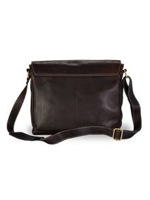 Paul Costelloe Brown leather bag
