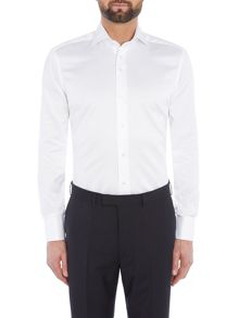 Baumler White double cuff shirt