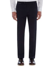 Baumler Navy cotton trousers