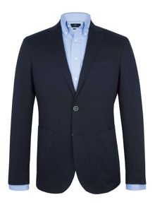 Paul Costelloe Navy Cotton Jacket