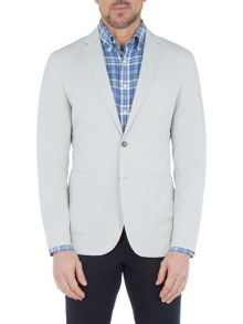 Paul Costelloe Cement Grey Cotton Jacket