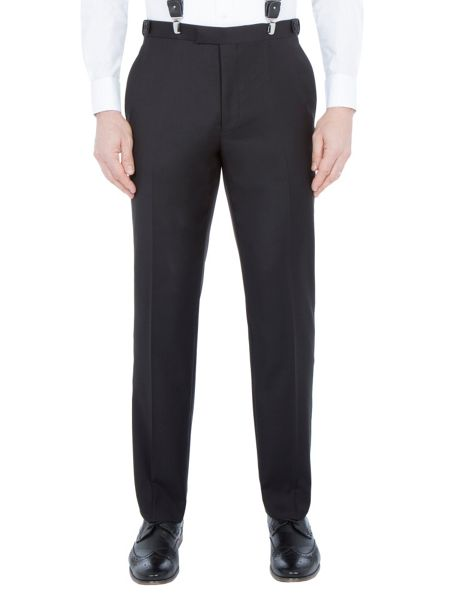 Paul Costelloe Modern fit dinner suit trousers