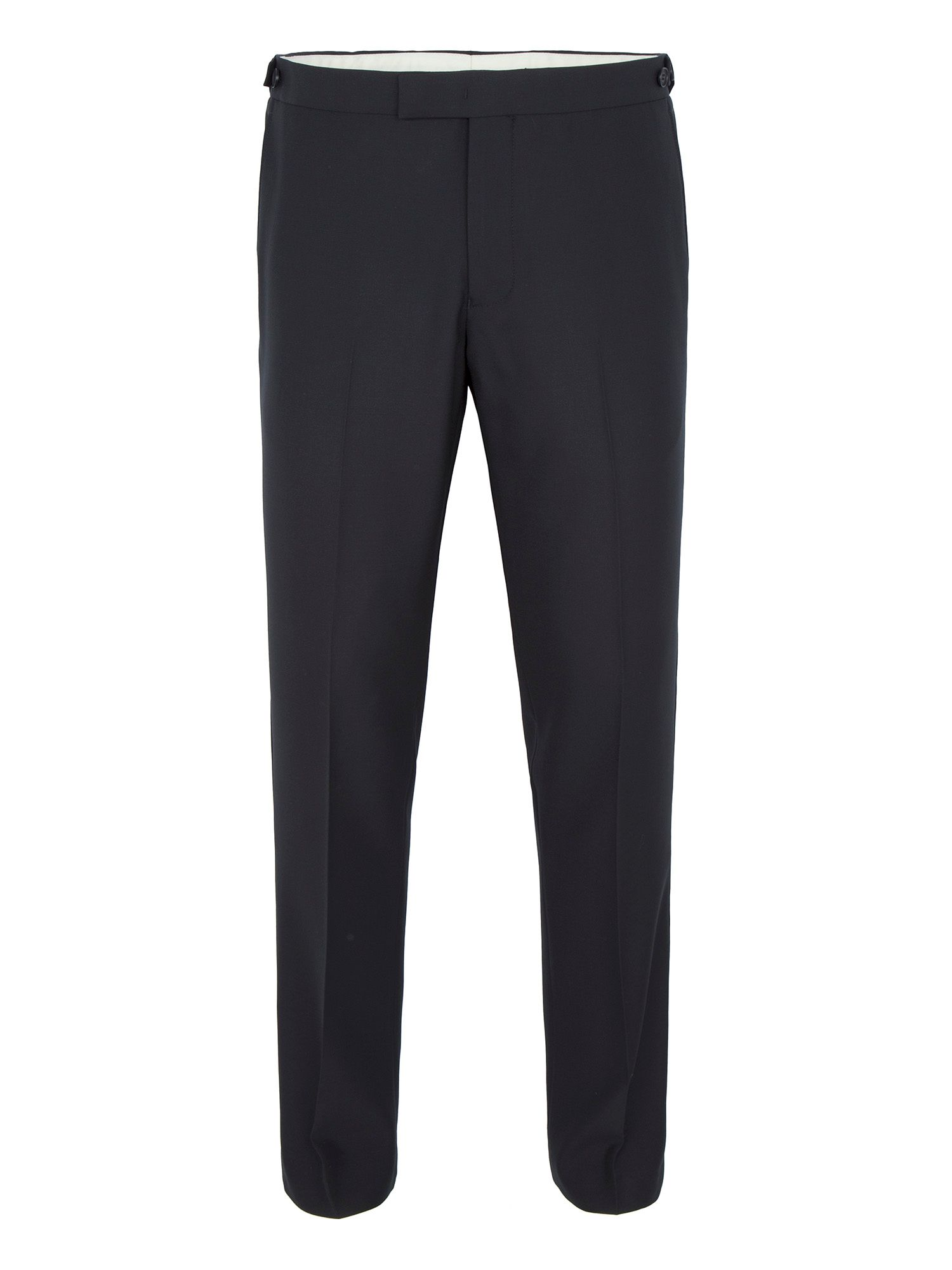 Men's Paul Costelloe Herne Slim-Fit Dinner Suit Trousers, Black
