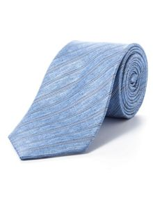 Paul Costelloe Blue pencil stripe tie