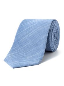 Paul Costelloe Blue marl tie