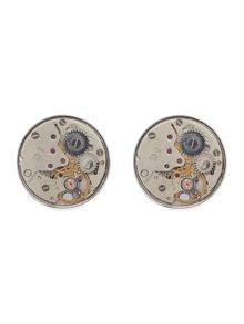 Baumler Clockwork cufflinks