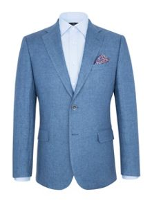 Paul Costelloe Light blue linen jacket