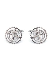 Paul Costelloe Bicycle Spoke Cufflinks