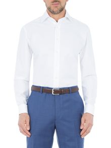 Paul Costelloe Fetter Self Stripe Cotton Shirt